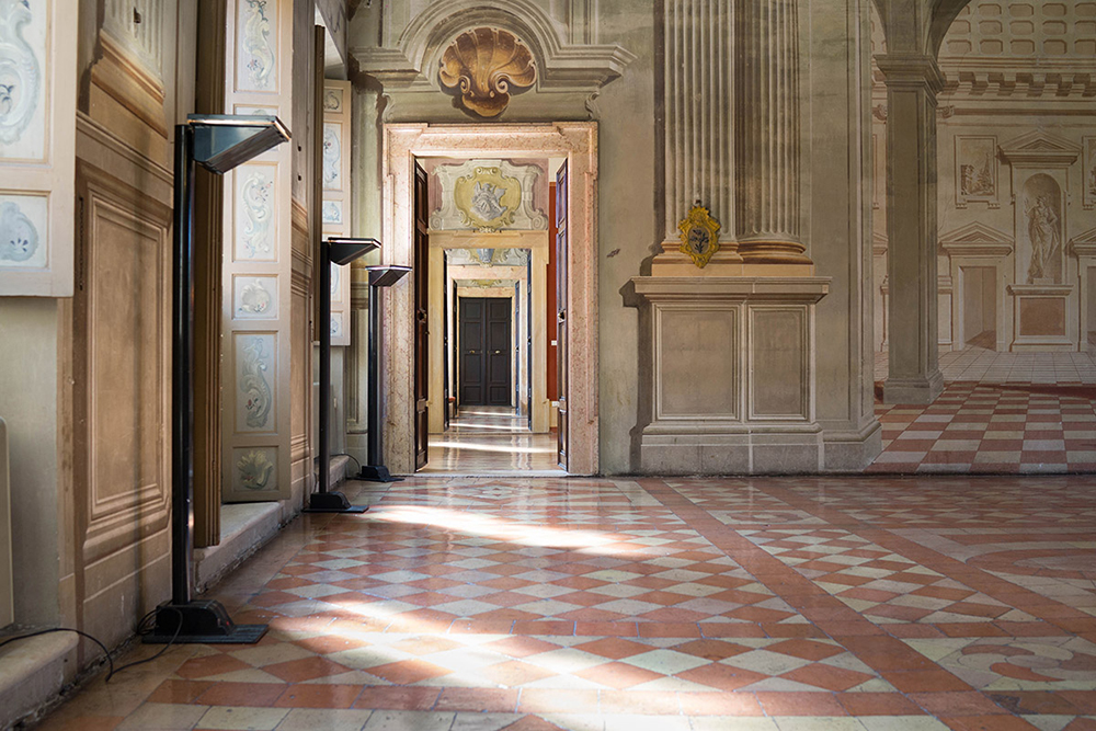 Le sale - Sette bellissime sale al piano nobile